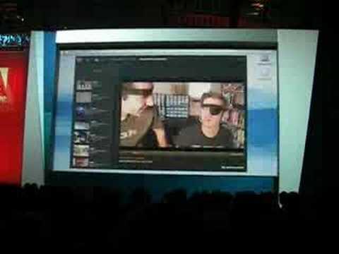 Adobe MAX Chicago 2007 - Adobe Media Player