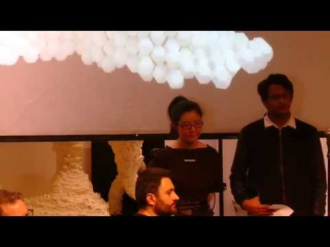 Masters Thesis Presentation - Jury Comments