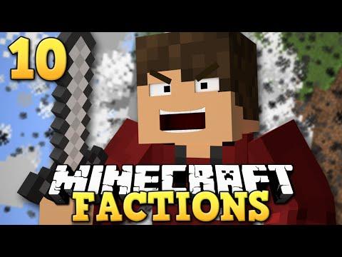 FIQUEI PUTO e NOVA BASE! Minecraft Factions #10