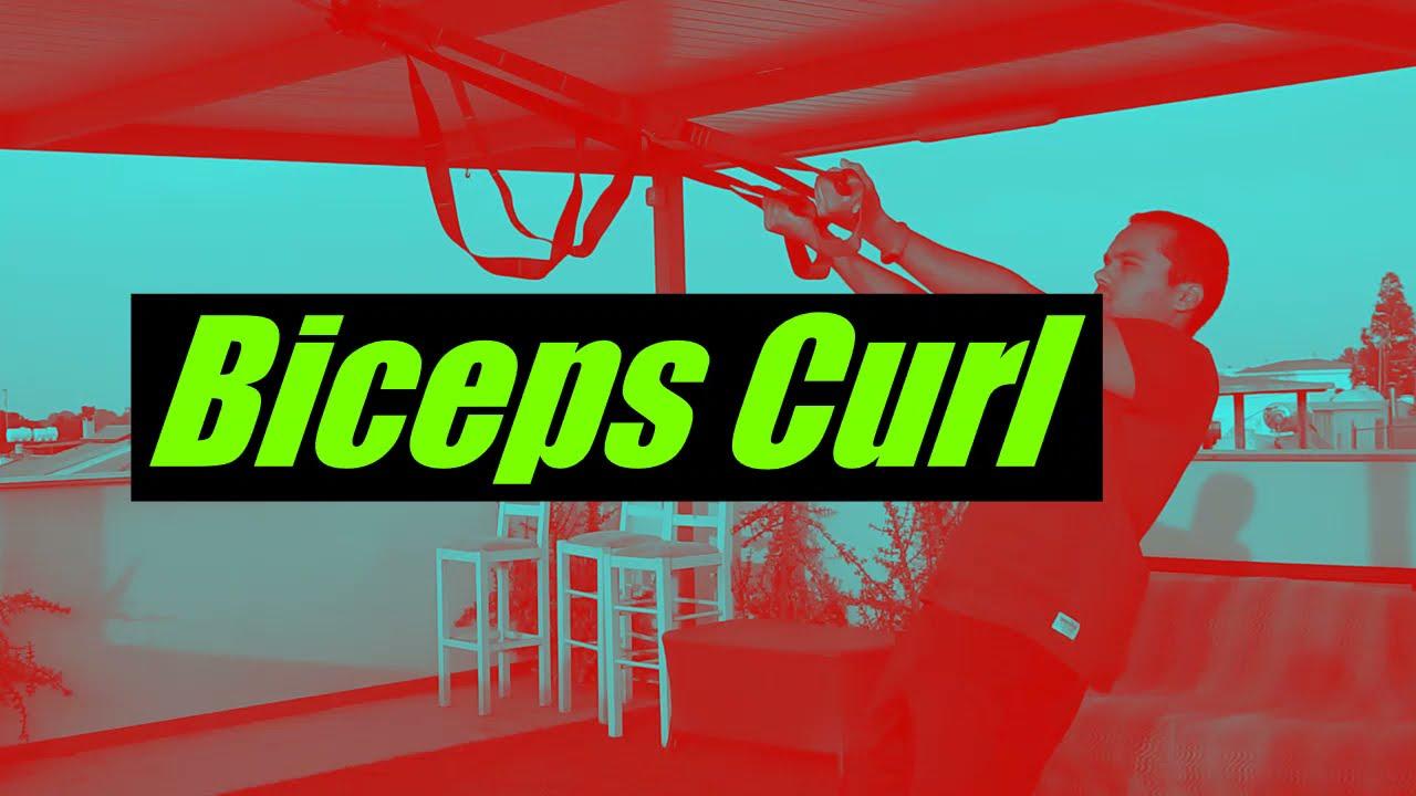 Suspension Training Series #10 - Biceps Curl