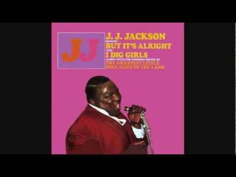 J.J. Jackson - But, It's Alright
