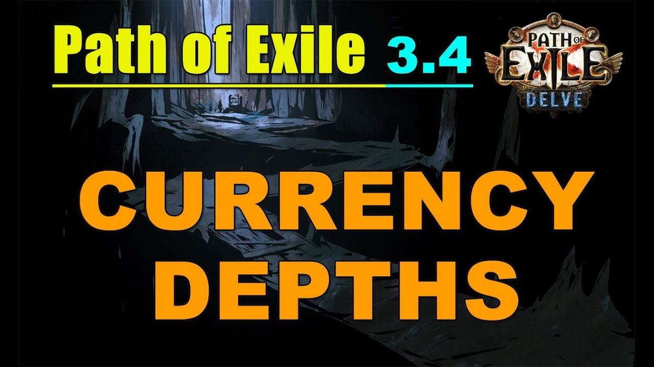Path of Exile 3 4 DELVE: Currency Depths