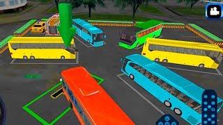 🚌 Bus games #1 - Fun Bus Parking Game Bus simulator Android Games