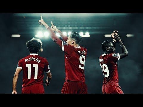 Sadio Mané, Mohamed Salah & Roberto Firmino[Rap] | Cenizas | Skills & Goals | 2018 HD |