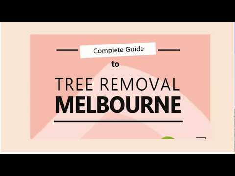 Tree Removal Melbourne - The Complete Guide ...that will save you hundreds!
