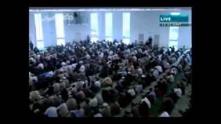 ஜுமுஆஉரை  09 09 2011