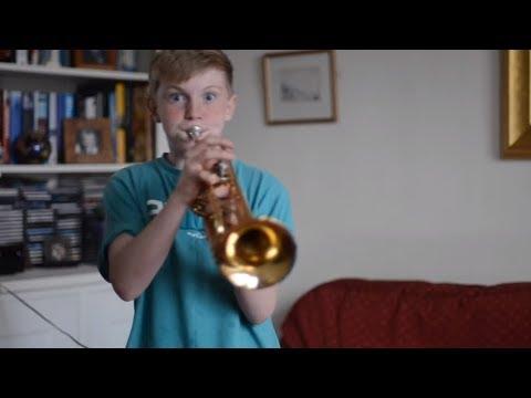 Uptown Funk-Trumpet-Pip Watkins
