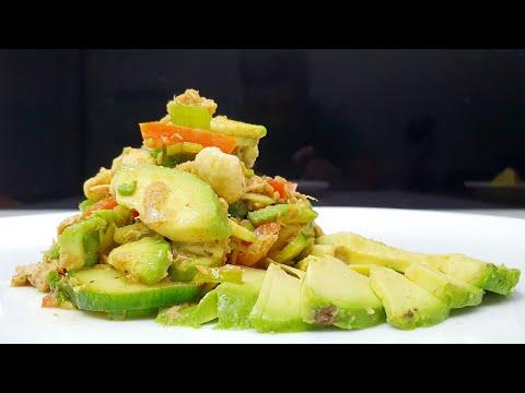 #Avocadosalad #Tunasalad Best Avocado Tuna Salad