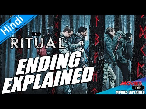 THE RITUAL Movie Ending Explained In Hindi