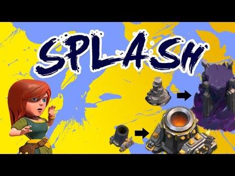 Clash of Clans: Splash Damage broken down