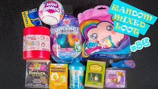 Random And Mixed Loot Opening Surprise Blind Bag Toys Unboxing #86 H5Kids