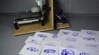 Faire de toute les images un fichier G-CODE pour machine CNC