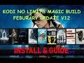 No Limits Magic Build V12.0 Install & Guide Feb 2019 UPDATE