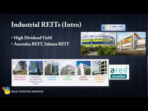 Singapore Industrial REIT (Intro)