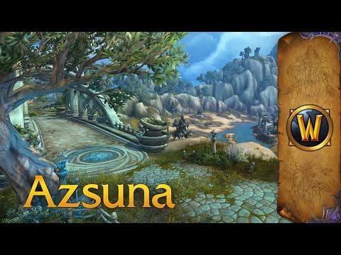 World of Warcraft - Music & Ambience - Azsuna