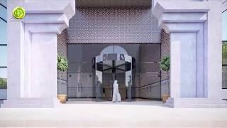 En direct du Complexe Cheikh Ahmadoul Khadim: Préparation Viiste chantier du Coordonnateur du Projet