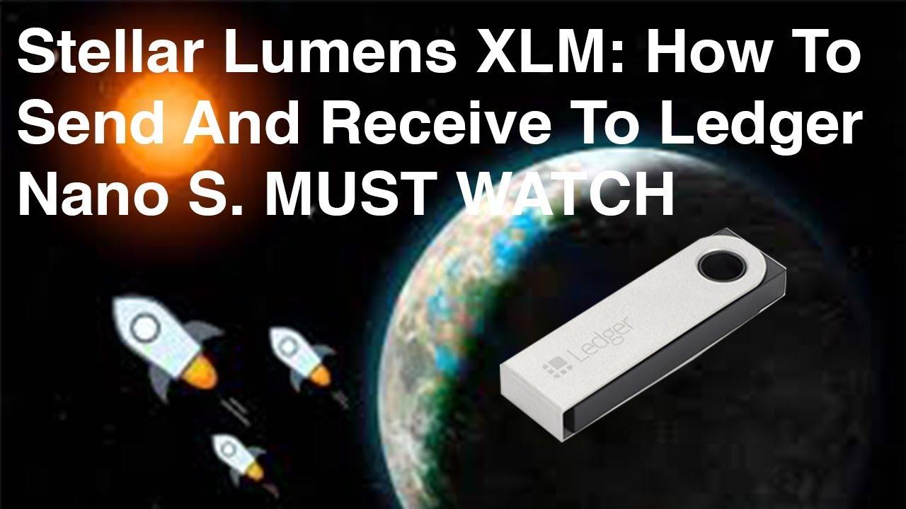Stellar lumens ledger live