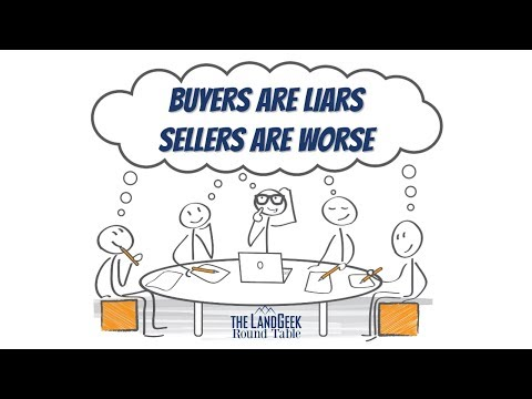 ROUND TABLE—Buyers Are Liars, Sellers Are Worse