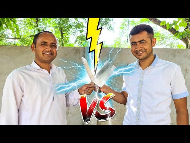 Cooking Competition | Bhai vs Bhai | Mubashir Saddique vs Mudassar Saddique