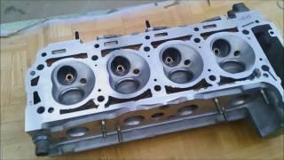 Замена прокладки ГБЦ двигатель М 102 Mercedes w124  Нюансы
