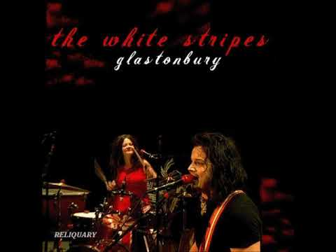 The Whitestripes - Glastonbury 2002