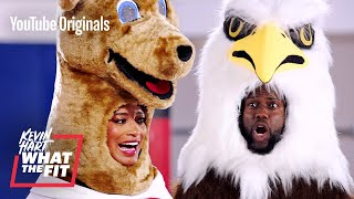 Mascot Training with Keke Palmer and Kevin Hart YouTube Videos