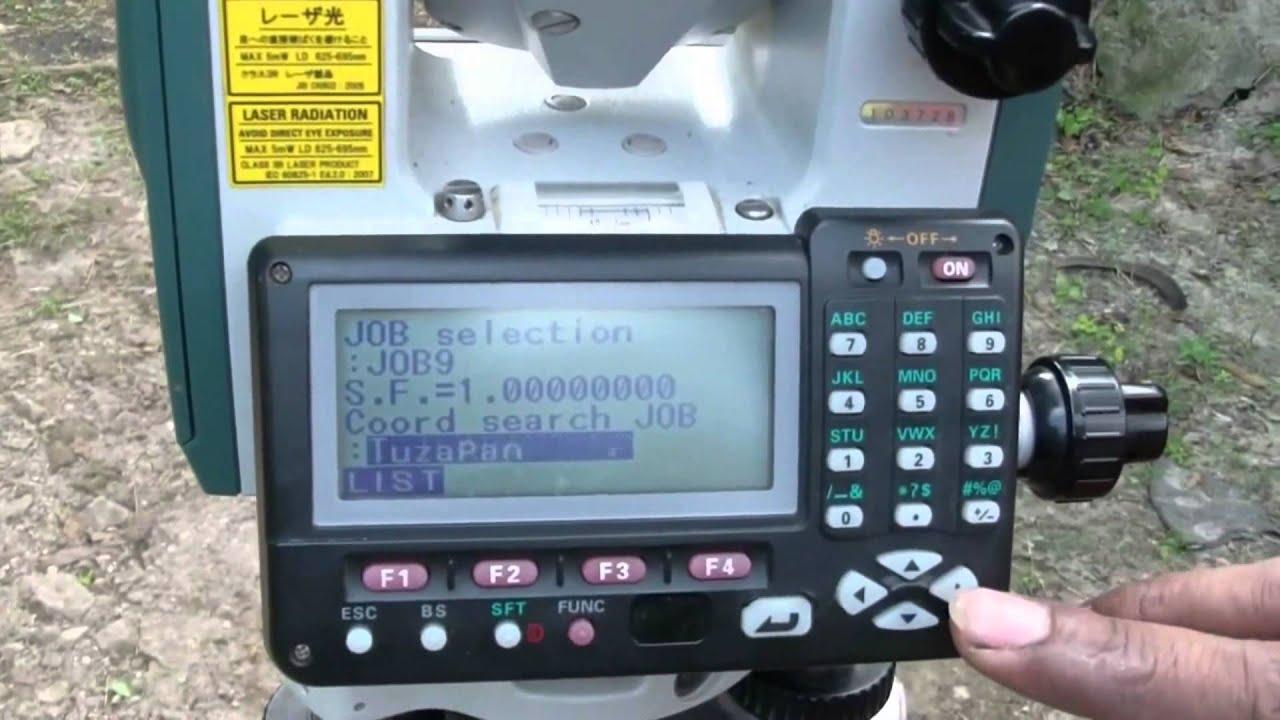 manual de estacion total sokkia set630rk