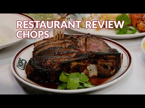 Restaurant Review - Chops, American, Steak, Seafood   Atlanta Eats