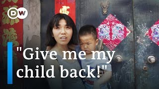 Child trafficing in China | DW Documentary (crime documentary)
