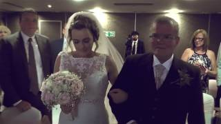 Martin & Nicola Hillhouse Wedding Highlights 29/06/17