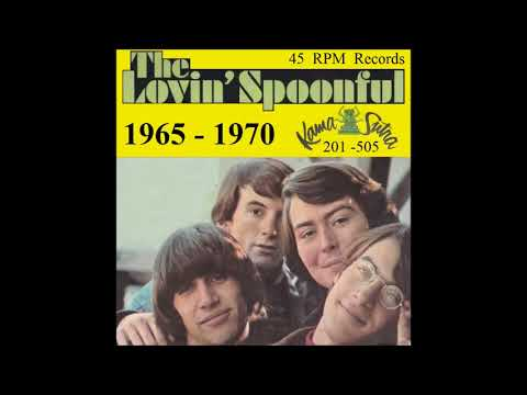 The Lovin' Spoonful - Kama Sutra 45 RPM Records - 1965 - 1970