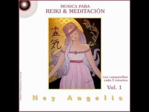 Musica Reiki Con Campanillas Cada 3 Minutos 45 Min Full Album Ney Angelis Youtube