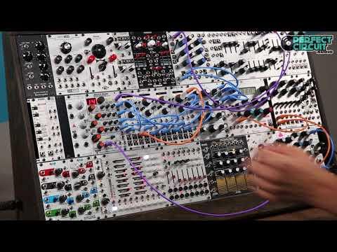 Industrial Music Electronics The Harvestman Argos Bleak Quad Oscillator Controller
