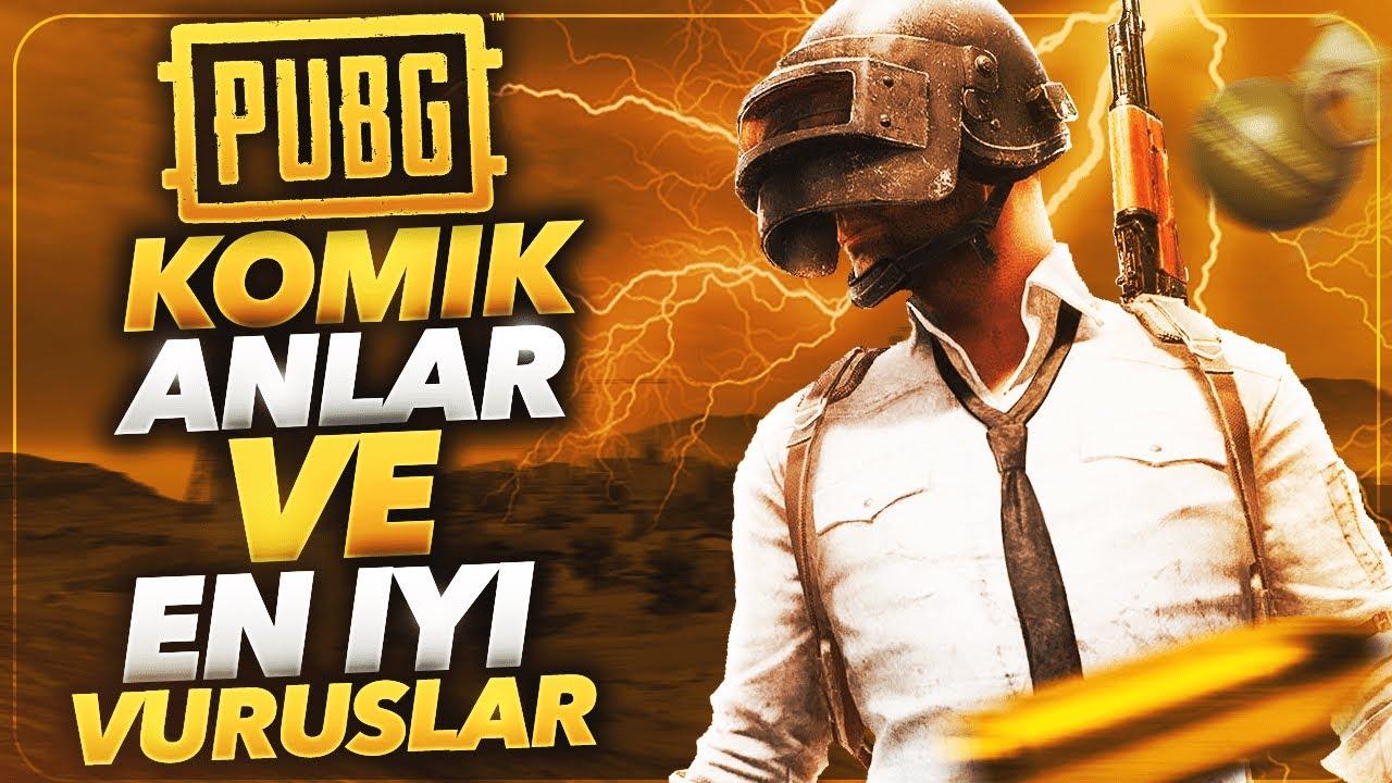PUBG Türkiye Komik Anlar ve En İyi Vuruşlar #32