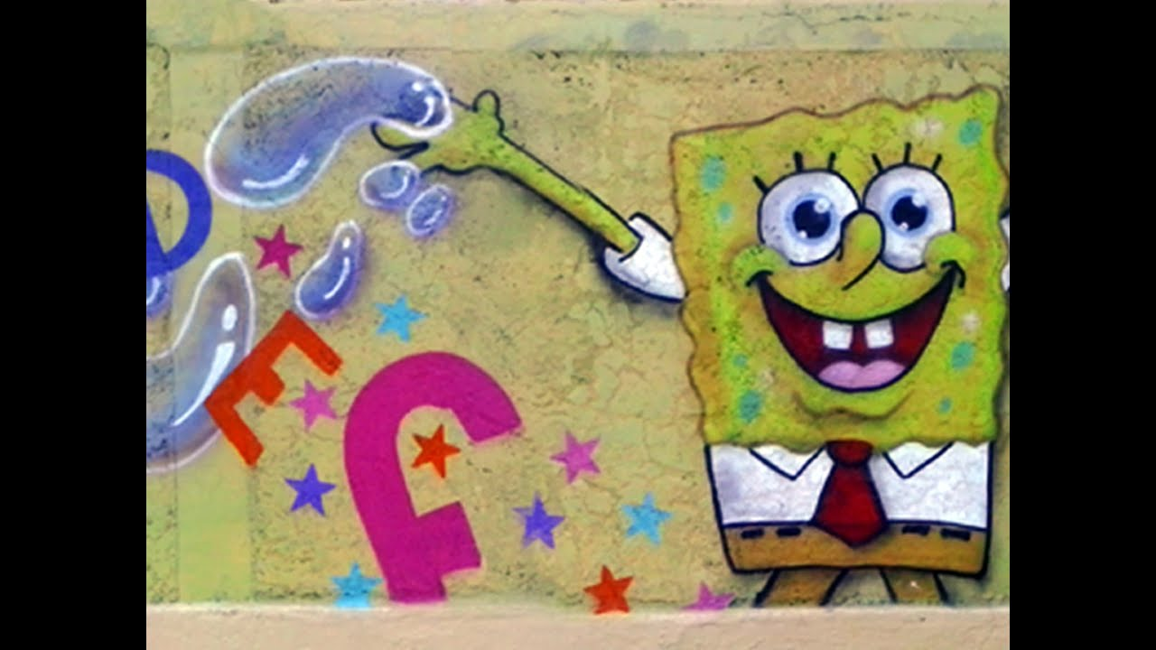 Graffiti para niños de kinder