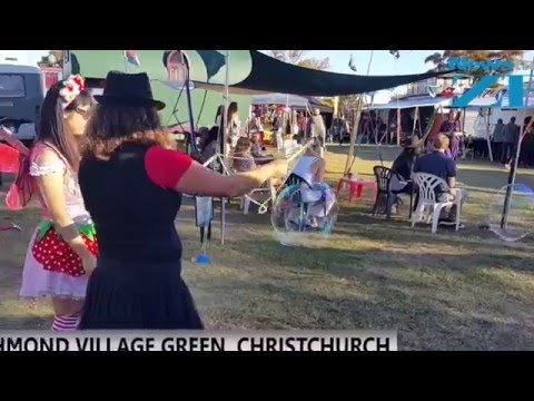 Gypsy Fair 2016 in Christchurch