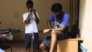 The Making of Aakhri Alvida (STRINGS) - Cover