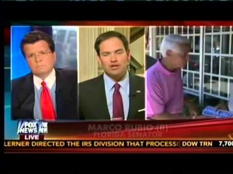 Rubio Discusses Russia Sanctions, Ukraine on FOX News