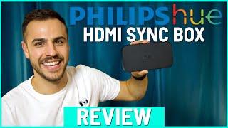 Review: Philips Hue Play HDMI Sync Box