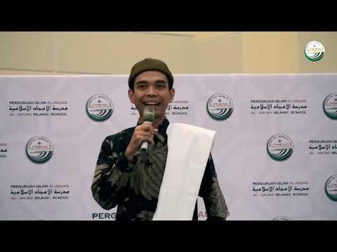 Tausyiah dan Kajian Ilmu di Al-Amjad bersama Ust Abdul Somad