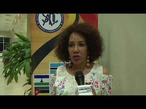 Minister Sisulu  Interview on SADC Double Troika Ministerial Meeting