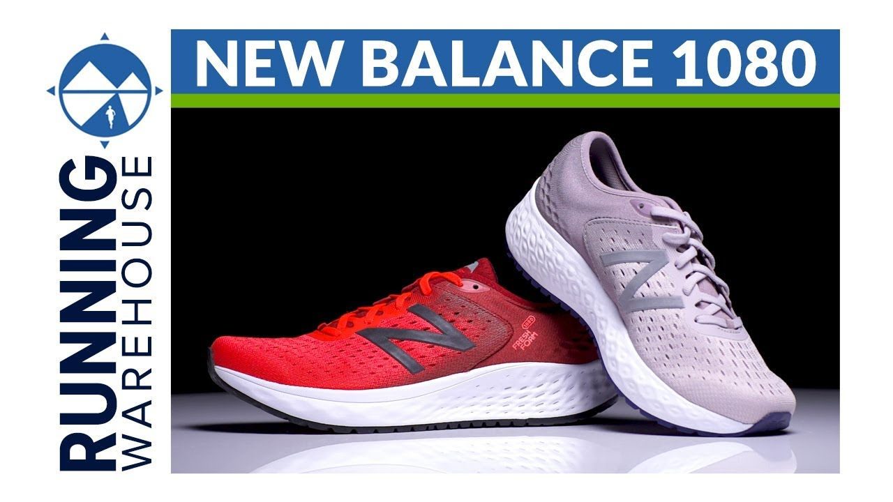 test new balance 1080 fresh foam