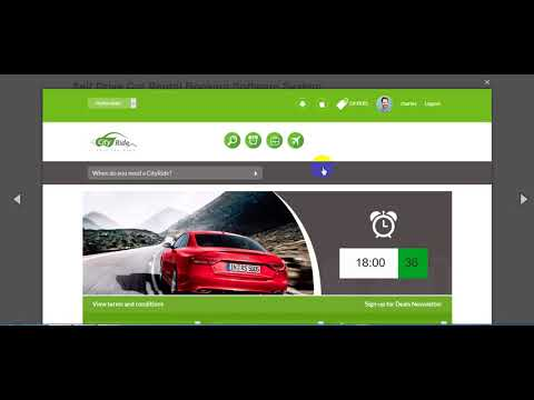 Free Download Self Drive Car Rental Booking Software System