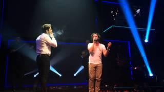 Ela Na Deis / Özledim (Mazonakis & Fettah Can) (Fotoaerio / Atina - Live)