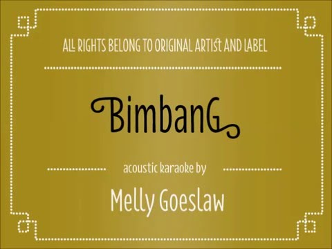 [Acoustic Karaoke] Bimbang - Melly Goeslaw