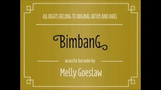 [Acoustic Karaoke] Bimbang - Melly Goeslaw MP3
