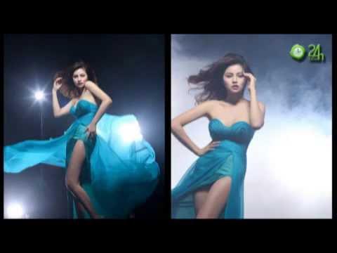 Hậu trường -bốc lửa- của siêu mẫu Vũ Thu Phương - 3_20_2011