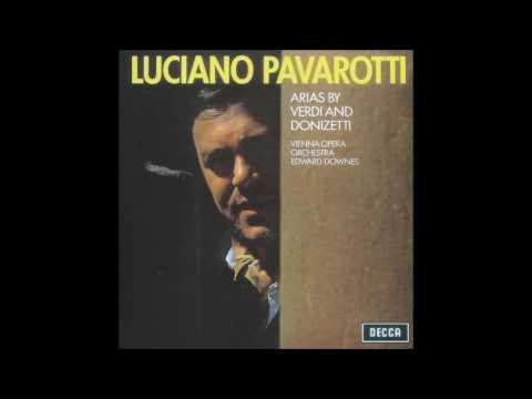 Luciano Pavarotti & Eduard Downes.