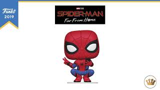Toy Fair New York Reveals: Spider-Man: Far From Home Pop!s!
