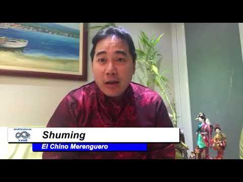 Shuming El Chino Merenguero desde Venezuela